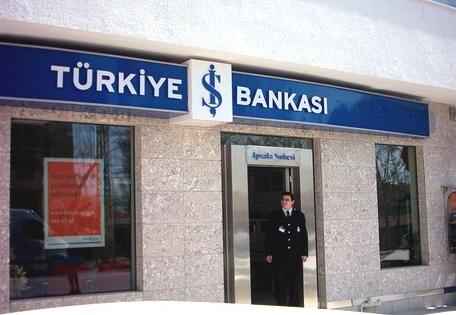 iş bankası şube